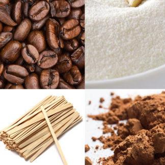 Ингредиенты для кофейных аппаратов